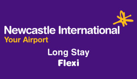 Newcastle On Airport Long Stay - Flexi