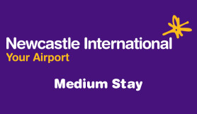 Newcastle On Airport Medium Stay