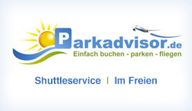 Parkadvisor - Park & Ride - Uncovered - Frankfurt Airport