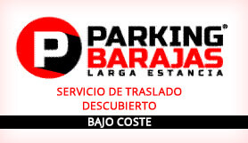 Parking Barajas - Park & Ride - Unvovered - Madrid