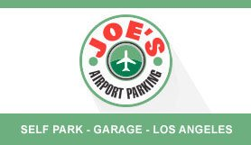 Joe's Airport Parking - Self Park - Covered Garage - Los Angeles