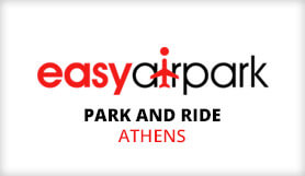 EasyAirPark - Park and Ride - Athens