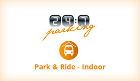 247 Parking - Park & Ride - Indoor - Schiphol Airport