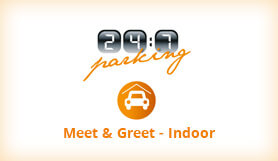 247 Parking - Meet & Greet - Indoor - Schiphol Airport