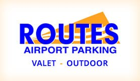 Routes Car Parking - Valet - Outdoor - O'Hare