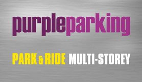 Heathrow - Purple Parking Park & Ride T2