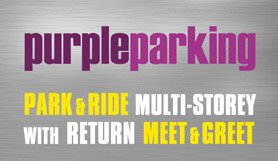 Heathrow - Purple Parking Park & Ride Plus T2
