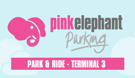 Heathrow - Pink Elephant Park & Ride T3