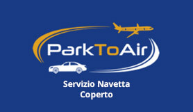 Park To Air - Park & Ride - Covered - Linate