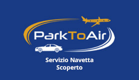Park To Air - Park & Ride - Uncovered - Linate