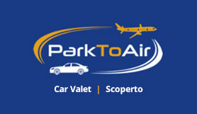 Park To Air - Meet & Greet - Uncovered - Linate