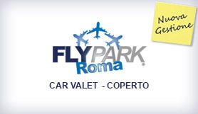 Fly Park Roma - Meet and Greet - Covered - Rome
