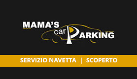Mama's Car Parking - Park & Ride - Uncovered - Roma Ciampino  VIP
