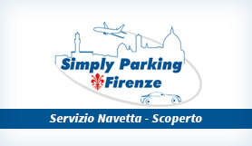 Simply Parking - Park & Ride - Uncovered - Firenze