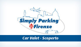 Simply Parking - Meet & Greet - Uncovered - Firenze