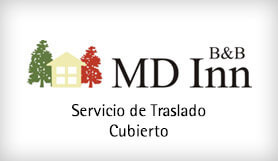 MD Inn Parking - Uncovered - Park & Ride - Ezeiza