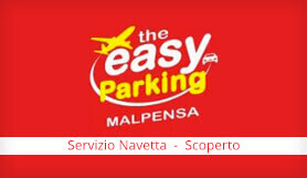 Easy Parking - Park & Ride - Uncovered - Malpensa