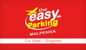 Easy Parking - Meet & Greet - Uncovered - Malpensa