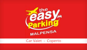 Easy Parking - Meet & Greet  - Covered - Malpensa
