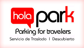 Hola Park Low Cost - Uncovered - Park & Ride - Barcelona