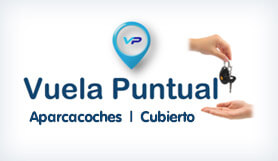 Vuela Puntual - Meet & Greet - Covered - Barcelona