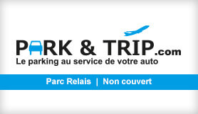 Park & Trip - Park and Ride - Uncovered - Basel-Mulhouse