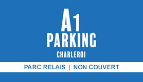 A1 Parking - Park & Ride - Uncovered - Charleroi Airport