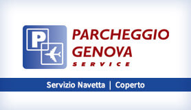 Parcheggio Genova Service - Park & Ride - Covered - Genova Airport