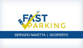 Fast Parking - Park & Ride - Uncovered - Catania
