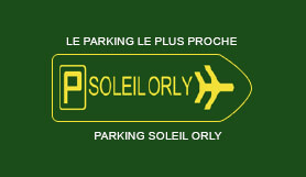 Parking Soleil - Park and Ride - Uncovered - Orly