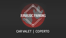 Jurassic Parking - Meet & Greet - Covered - Rome