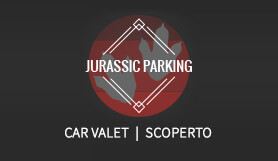 Jurassic Parking - Meet & Greet - Uncovered - Rome