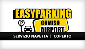 Easy Parking - Park and Ride - Covered - Comiso