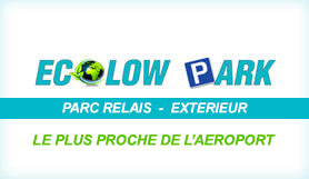 Ecolowpark - Park & Ride - Uncovered - Marseille