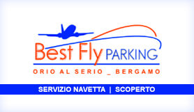 Best Fly Parking - Park & Ride - Uncovered - Bergamo Airport