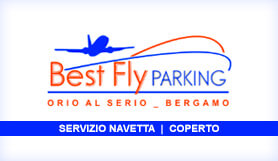 Best Fly Parking - Park & Ride - Covered - Bergamo Airport