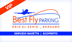 Best Fly Parking - Park & Ride - Uncovered - BGY - VIP