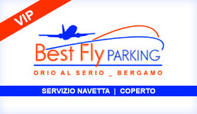 Best Fly Parking - Park & Ride - Covered - BGY - VIP