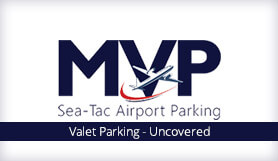 MVP - Valet Parking - Uncovered - Seattle Tacoma