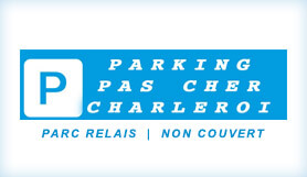 Parking Pas Cher - Park & Ride - Uncovered - Brussels-Charleroi