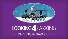 Adopark - Park & Ride - Uncovered - Mulhouse-Bâle