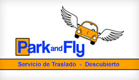 Park and Fly - Park & Ride - Uncovered - Barcelona