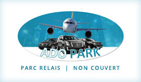 Adopark - Park & Ride - Uncovered - EuroAirport Basel Mulhouse