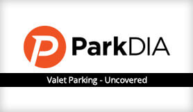 ParkDIA - Valet Parking - Uncovered - Denver