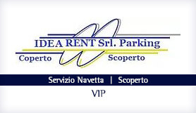 Idea Rent Parking - Park & Ride - Uncovered - Ciampino - VIP