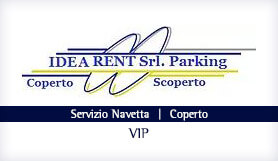 Idea Rent Parking - Park & Ride - Covered - Ciampino - VIP