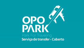 OPO Park - Park & Ride - Covered - Porto