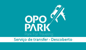 OPO Park - Park & Ride - Uncovered - Porto