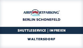 Airportparking Berlin - Park & Ride - Uncovered - Berlin Schönefeld - Waltersdorf