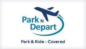 Park N Depart - Park and Ride - Covered - Wellington